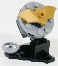 LEGO BATMAN MINIFIGURE BATSIGNAL MOC BUILD - MADE OF GENUINE LEGO PARTS