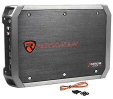 Rockville RXA-T1 1500 Watt Peak/750w RMS 2 Channel Amplifier Car Stereo Amp