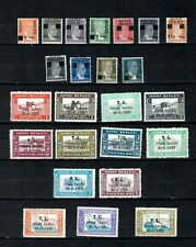 TURKEY HATAY Alexandrette SYRIA Collection  MH STAMPS 1939  SEE SCANS (TUR 800)