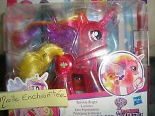 MON PETIT PONEY HASBRO PRINCESS CADANCE EXPLORE EQUESTRIA LUMIERE SPARKLE BRIGHT