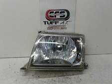 NISSAN NAVARA RIGHT HEADLAMP D22 (VIN MNT), 03/99-11/01 99 00 01