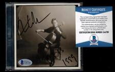 Yo-Yo Ma signed Solo CD compact disc - famed cellist BAS auto