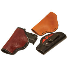 MEDIUM/LARGE CONCEAL LEATHER HOLSTER KIT by TANDY- FREE SHIPPING!