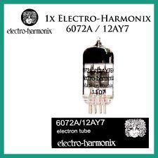 New 1x Electro Harmonix 6072 / 12AY7 | One / Single Preamp Tube | EH
