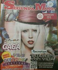 Lady Gaga Segunda Mano Magazine