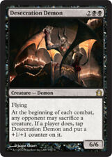 Desecration Demon - Return to Ravnica - MP, English MTG Magic FLAT RATE SHIP