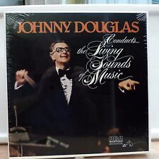 """New 1980 Johnny Douglas Conducts """"The Living Sounds of Music"""" DML8-0439 8-LP Set"""
