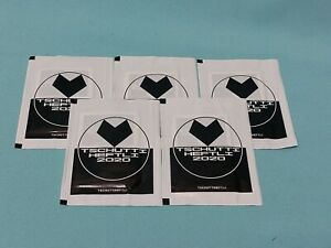 Tschutti Heftli Euro EM 2020/2021 Sticker  5 Tüten / 50 Sticker
