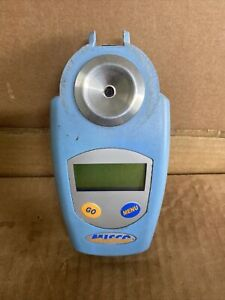 Palm Abbe PA201 Digital Refractometer Misco Used