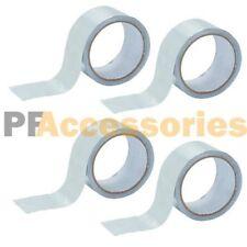 4 Rolls 26 Ft X 188 Aluminum Foil Heat Shield Tape Hvac Heating Ac Sealing Ad