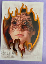 Buffy The Story Continues - Willow Se9 - Sunnydale Evil chase Card by Ikon