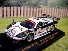 1/43 IXO Saleen S7-R #8 Le Mans 2005
