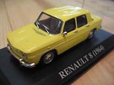 Renault 8 R8 R 8 Ixo Altaya Neuf en boite