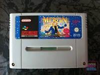 The Young Merlin - SUPER NINTENDO SNES NES - PAL ESPAÑA -