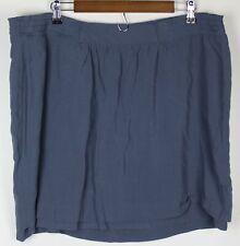 GAP Maternity Women's Knee Length Skirt Gray Size XL