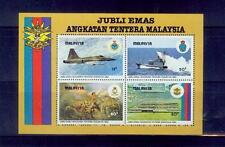 malaysia/1983 jubli emas angkatan tentera s/s /mnh.good condition