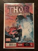 THOR GOD OF THUNDER #21 (Marvel Comics 2014) OLD GALACTUS, RARE, Donny Cates MCU