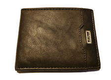 Kenneth Cole Men's Leather Wallet Billfold Brown Reaction by KennethCole