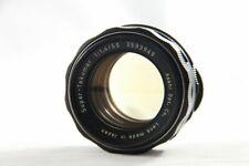 Excellent Pentax Super Takumar 50mm f1.4 Objektiv für M42 aus Japan *603
