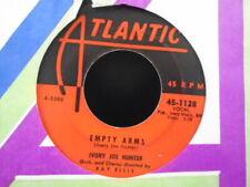 "IVORY JOE HUNTER "" EMPTY ARMS "" USA ATLANTIC VG+ COND.IN Or. SL."
