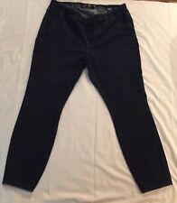 Lucky Brand Women's Size 20W Stretch Jeans Straight Leg EUC