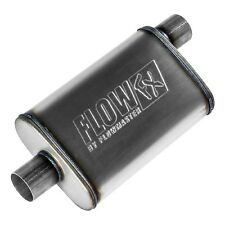 "Flowmaster 71226 Flow FX Moderate Sound Muffler w/2.5"" Offset In/2.5"" Center Out"