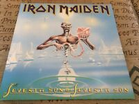 Iron Maiden Seventh Son Of A Seventh Son + Inner Sleeve Original UK LP !