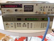 Hp Hewlett Packard 5328a 500mhz Agilent Universal Frequency Counter