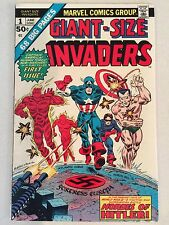 Invaders #1-41 Giant-Size 1 Annual 1 high grade VF NM  SET Captain America 70's