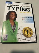 Mavis Beacon Teaches Typing Powered By Ultrakey Personal Edition DVD ROM