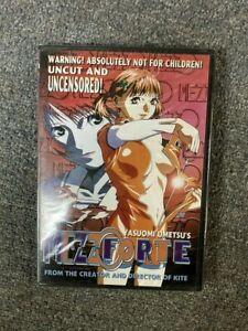 Yasuomi Umetsu's: Mezzo Forte - DVD Uncensored Uncut Anime 2001