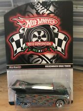 2010 HOT WHEELS MEXICO CONVENTION VOLKSWAGEN DRAG TRUCK ONLY 3,000 MADE