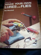 Vintage Fly Tying Manual Book 186 Picture Pages