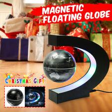 Magnetic Levitation Floating Globe Rotating World Map Kids Birthday Xmas Gift