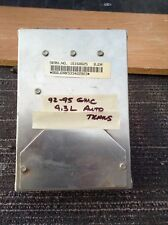 1991-95 GMC CHEVY SIERRA TRUCK ENGINE ECM#16168625 BJDR S#86BJDRK533422923 OEM