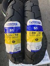 OFFERTA Coppia GOMME 3.00-10 50J Michelin S1 per VESPA dot21