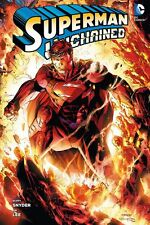 Superman desencadenado HC alemán (1-9) lim. Variant-Hardcover jim lee + Scott Snyder