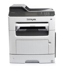Lexmark MX410de All-In-One Laser Printer - No ADF Tray