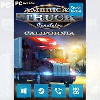 American Truck Simulator for PC Game Steam Key Region Free