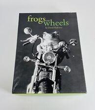 12~ David McEnery Frogs � On Wheels Notecards � & Envelopes ✉� Blank ~2003