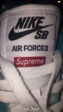 Supreme Nike Air Force 2