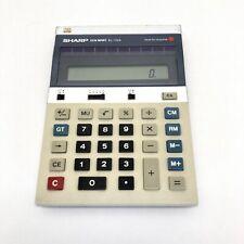 Vintage Sharp ELSI Mate EL-1124 Solar Cell Calculator