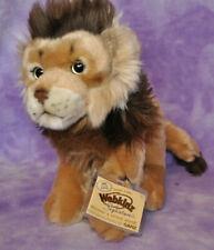 Webkinz Signature RARE LION ~KING of JUNGLE  ~Brand New With Tag ~WKS1018~