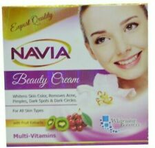 NAVIA Beauty Cream With Fruit Extracts Multivitamins FREE SHIPPING