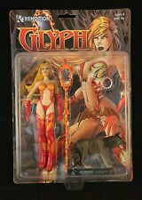 Rendition GLYPH 18cm figure from the comic book series THE RAVENING