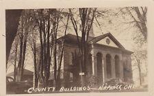 RP: County Bldgs , NAPANEE , Ontario , Canada , PU-1948