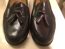 b93d66ba82f COLE HAAN Men Size 11 3E Brown Leather Tassel Loafer Slip On Shoe 03507 U  H16