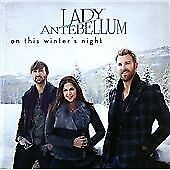 LADY ANTEBELLUM - ON THIS WINTER'S NIGHT - CD - Sealed