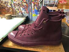 Converse CTAS WP Boot HI Dark Sangria/Gum Size US 11 Men 157458C New