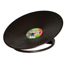 Laufteller X-Large aus Stahl für Chinchillas und Degus (36cm x 17,5cm)